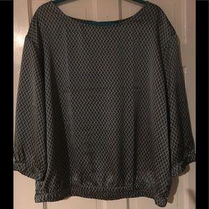 Ann Taylor Factory XL shirt